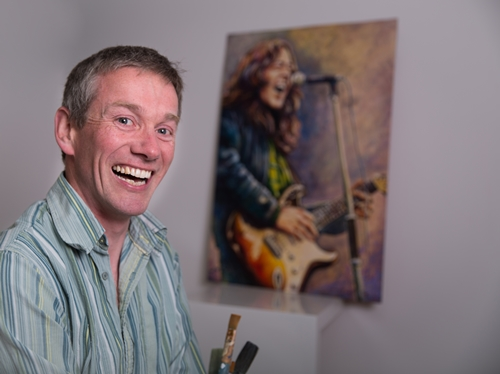 Barry Sweeny Painting Tutor