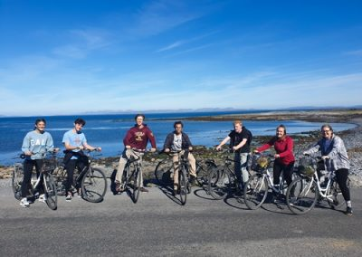 Group on Bikes