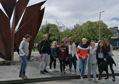 Group in Galway