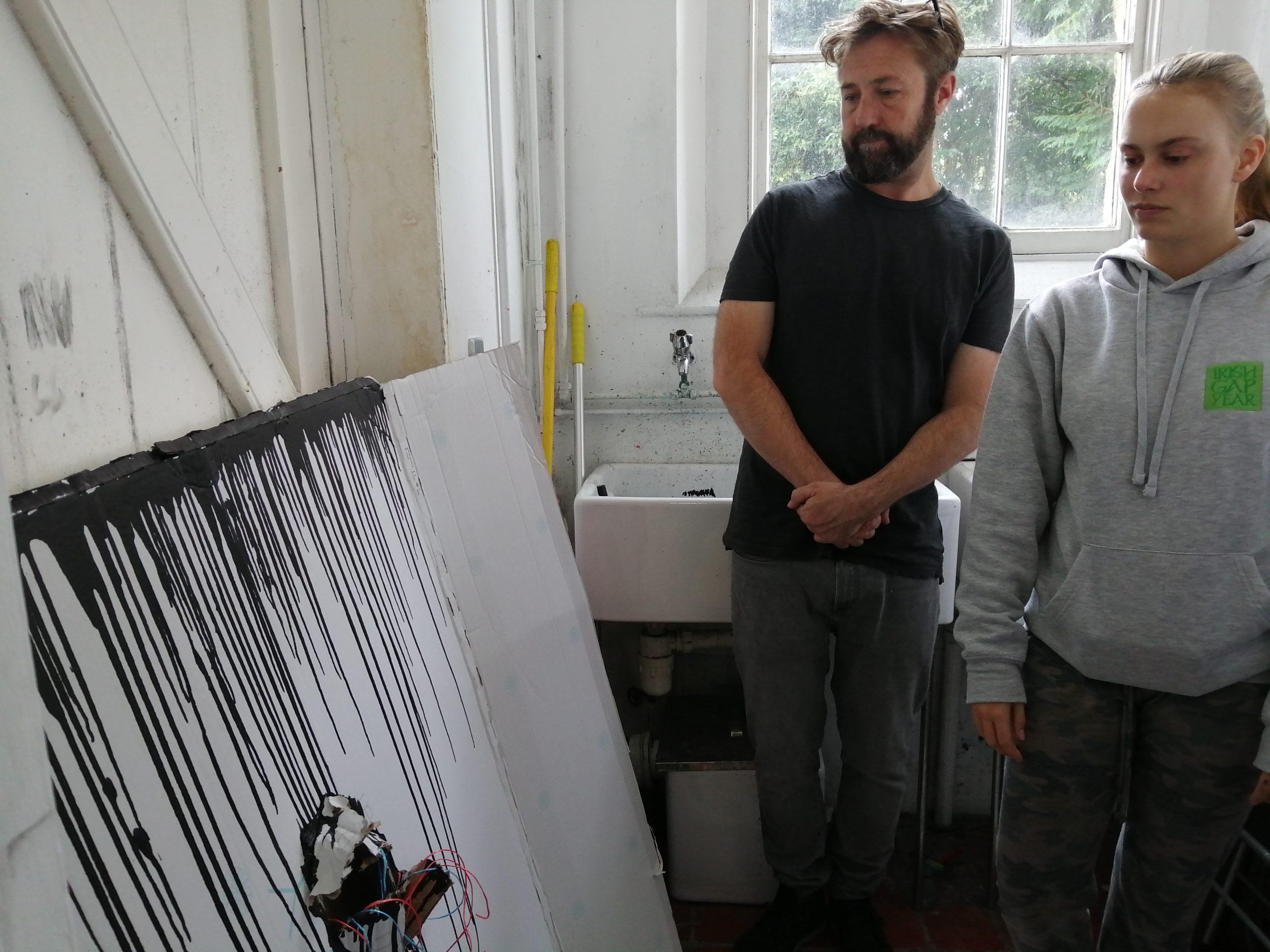 Ken Gunning Found Art Tutor