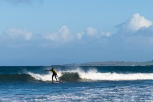 Surfing With Mullaghmore background