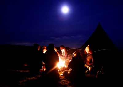 Tipi Camping 700px
