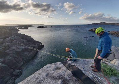 Climbing Coastal