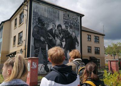 Derry Murals 1