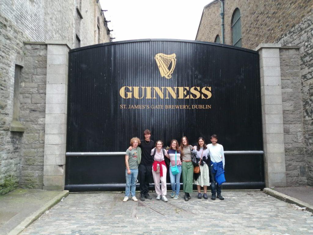 Guinness Visit