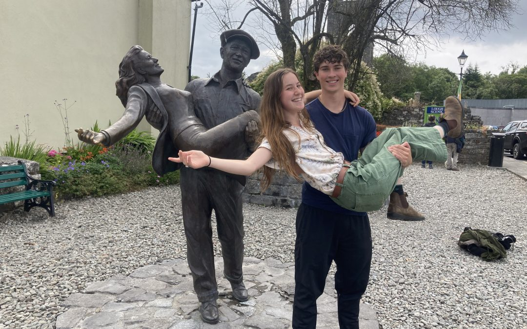 Immersion Group Sculpture Pose