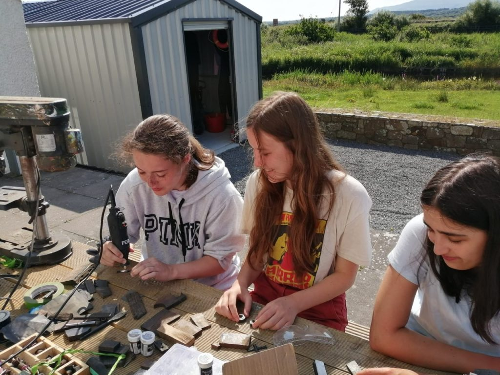 Jewellery Making with Rossa